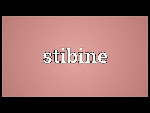 Header of stibine