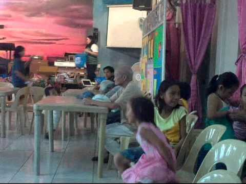 Actual video of Ernica B. Abando 7 years old who rape and murder in sta.mesa manila yesterday 3-9-12
