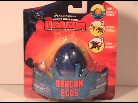How To Train Your Dragon Dragon Eggs Review Youtube