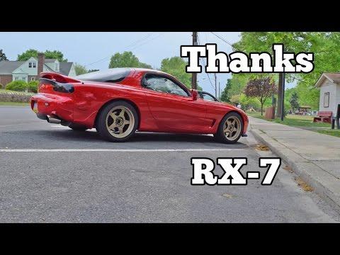 [中譯] 普通汽車評論 - Mazda RX-7 FD    Regular Car Reviews