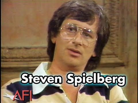 A Young Steven Spielberg On Making A People Movie (1978)
