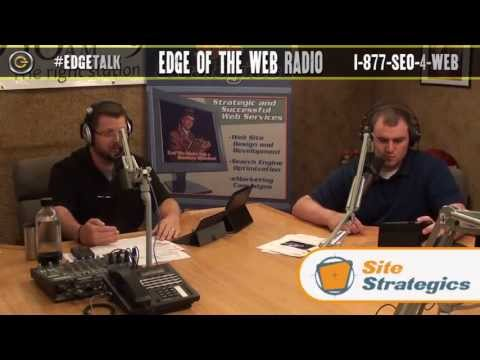 Google Removing Keyword Data from Google Analytics | SEO Podcast | Edge of the Web Radio