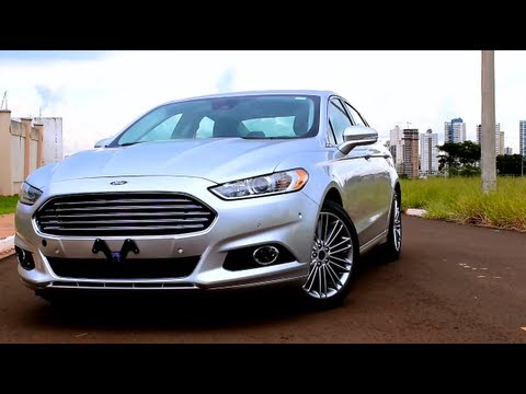 Avaliao Ford Fusion Titanium 2.0 Ecoboost 2013 (Canal Top Speed)