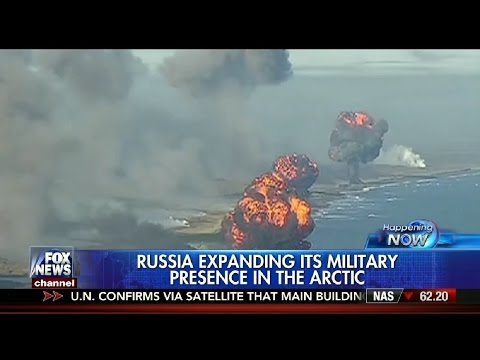 World War 3 : The Russian Bear of Gog expands its Military Presence in the Arctic (Sept 01, 2015)