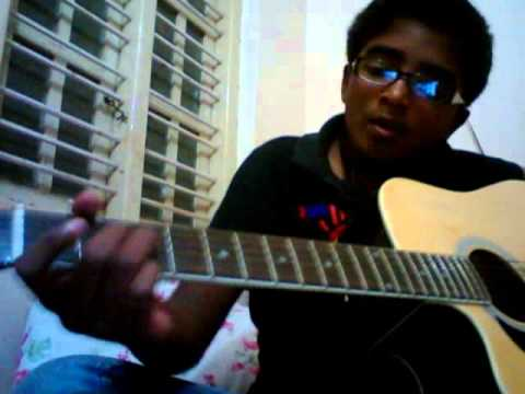How To Play Aaro Nee Aaro From The Malayalam Movie Urumi In Guitar video
