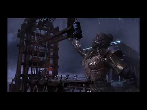 God of War3 убийство Гермеса