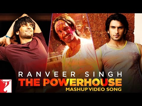 Ranveer Singh - The Powerhouse | Mashup Video Song