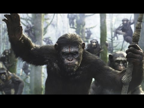 Dawn Of The Planet Of The Apes Tops The Box Office - Amc Movie News video
