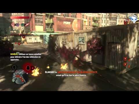 Prototype 2 Gameplay FR : Walkthrough Episode 5 - Amen mon père thumbnail
