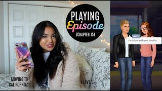 PLAYING EPISODE (PART 15) MOVING THE CALI?!