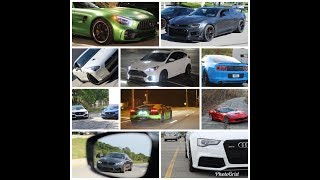 Best of 2017! Best moments 2017! 2017 Best Car Compilation! Musclecar, Tuner Supercar Exhaust 2017