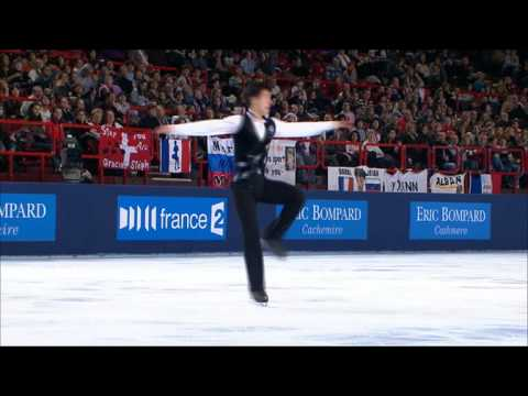 Patrick Chan 2008 TEB SP no commentary
