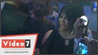 بالفيديو.. كوكتيل شعبى لـ« هدى » فى حفل زفاف عماد ونسمة