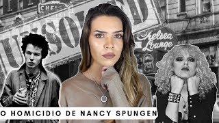 UNSOLVED Ep. 18 : O AMOR TRÁGICO DE SID VICIOUS E NANCY SPUNGEN   Joanna Pratas