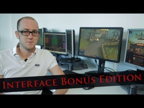 RuneScape BTS: RuneScape 3 Interface Alpha Walkthrough
