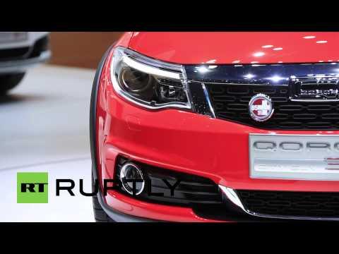 Switzerland: Chinese brand Qoros debut 3 City SUV at Geneva