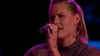 Download Lagu Hannah Huston   Unaware The Voice Blind Audition Gratis STAFABAND