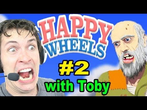 Happy Wheels - GOD DANGIT - Part 2