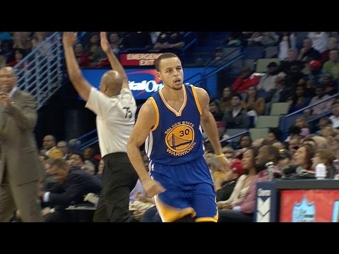 Warriors Beat Pelicans 128-122 in OT