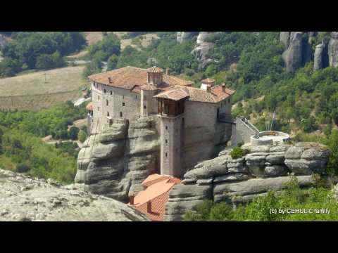 METEORA (Μετέωρα) Greece  by CEHULIĆ family