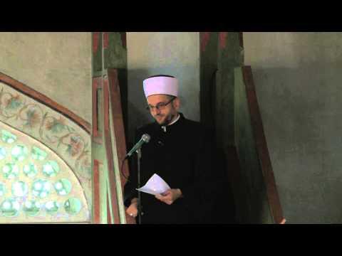 Hutba poslanikov Savjet Ibn Abbasu (6) H.hfz.sadrudin Ef. Išerić video