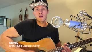 Download Lagu Mercy- Brett Young (Acoustic Cover - Travis Petersen) Gratis STAFABAND