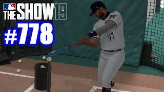 HITTING OFF A TEE! | MLB The Show 19 | Road to the Show #778