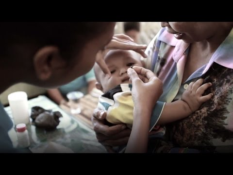 Community Voices Improve Maternal and Child Health in Indonesia