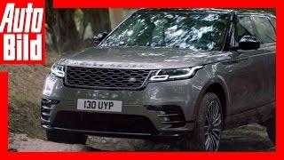 Range Rover Velar (2017) Details