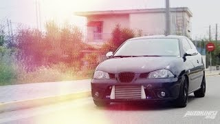Seat Ibiza FR 300hp by Vouros Performance | Autokinisimag
