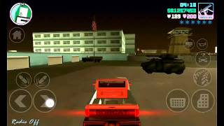 How to get a panzer/tank in gta vice city android/ios - in 5min