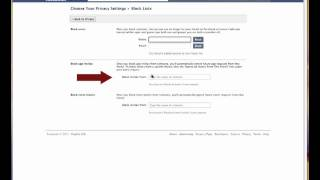 How To Protect Your Privacy on Facebook Part 4