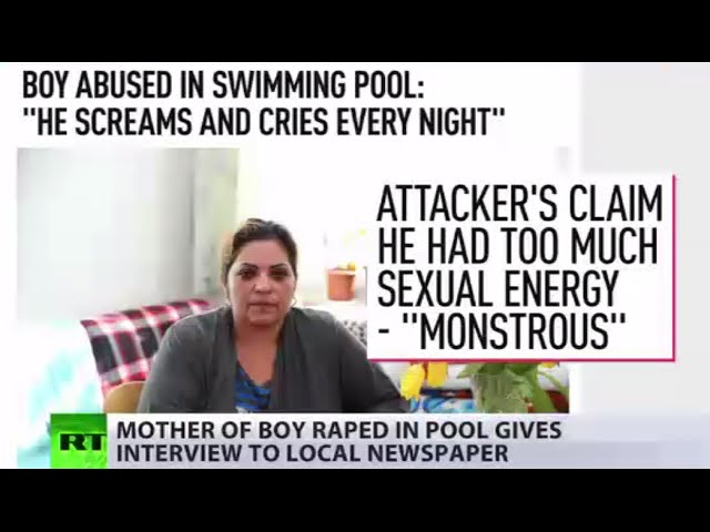 'He screams every night': Mother of raped 10yo Austrian boy 'regrets welcoming migrants'
