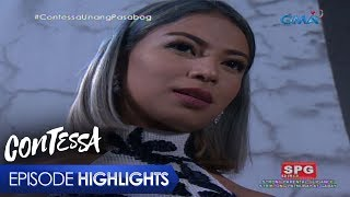 Contessa: Nagbabagang babala ni Contessa