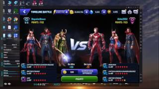 Marvel Future Fight-Mid March big update!