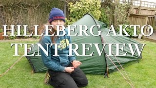 *NEW* All You Need To Know: Hilleberg Akto Tent Review