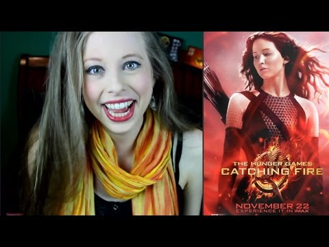 Catching Fire Movie Review and Discussion