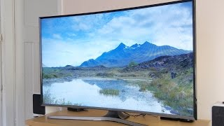 Samsung UE48J6300 Curved HD TV Review
