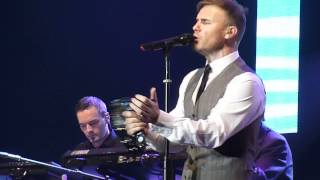"Gary Barlow Solo Tour - ""CANDY"" - Bournemouth BIC - 13/11/12   *Opening Night of Tour*"