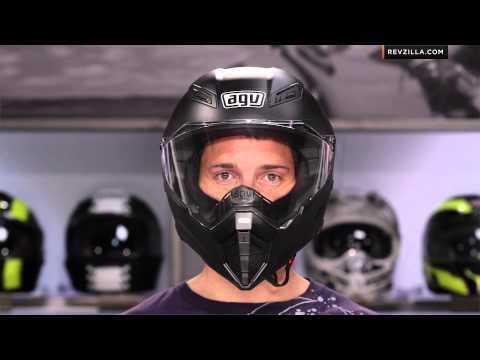 AGV AX-8 EVO Naked Helmet Review at RevZilla.com