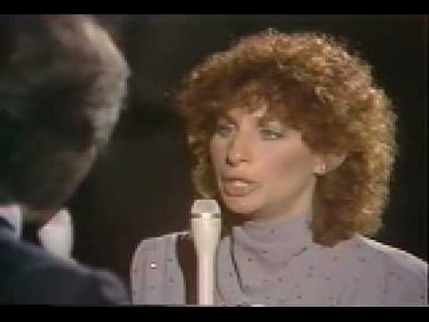 Barbra Streisand   Neil Diamond - You Don't Bring Me Flowers