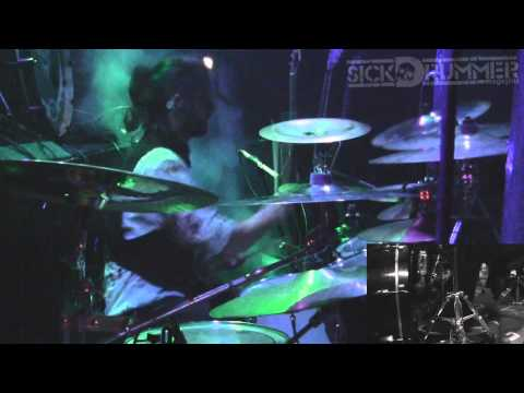 Fleshgod Apocalypse - Francesco Paoli - The Violation filmed at DNA Lounge
