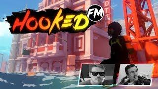 Hooked FM #228 - Sea of Solitude, Super Mario Maker 2, Attack on Titan, Mob Psycho 100 & mehr!