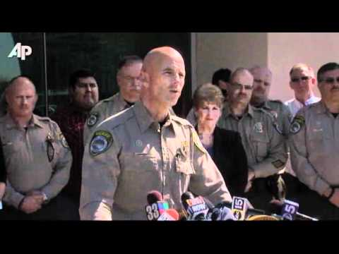 Az Sheriff Says He's Gay After Misconduct Claims