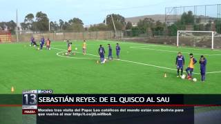 14 JUL 2015 SIGUE ENTRENAMIENTO DEL SAU