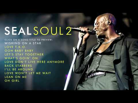 Seal - Wishing On A Star [Audio]
