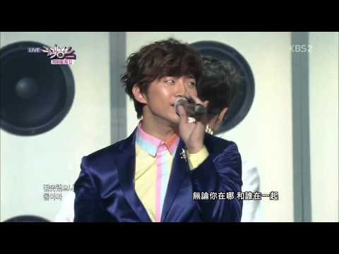 【HD繁中字】130517 2PM - Comeback When You Hear This Song @ Comeback Stage
