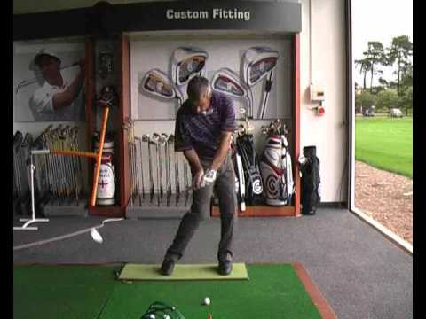 Paul McGinley - Quintic 4 Camera Capture