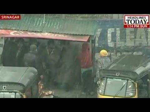 Kashmir valley witness the driest winter in last three decades