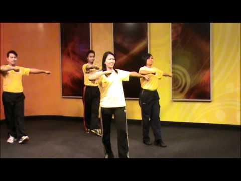 Senam Seni 1 Malaysia (edisi 16 2 2012 jkkn-spm rtm) video